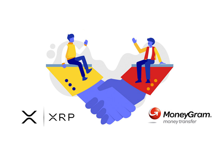 Moneygram, have come forward to test Ripple's distributed ledger