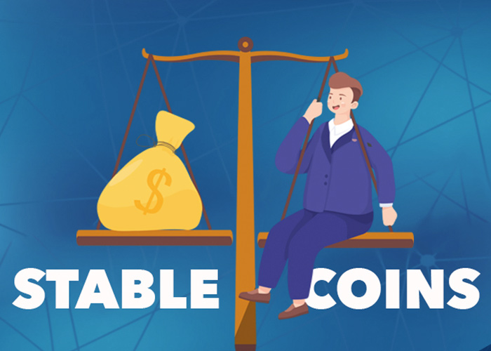 the goal of stablecoins is to have a consistent price or value over time